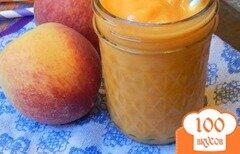 Фото рецепта: «Персиковый смузи»