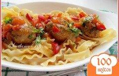 Фото рецепта: «Тефтельки в пикантном соусе»