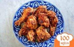 Фото рецепта: «Куриные ножки во фритюре»