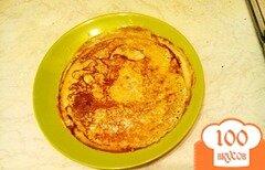 Фото рецепта: «Золотистые блинчики»