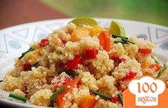 Фото рецепта: «Рис по-шанхайски»