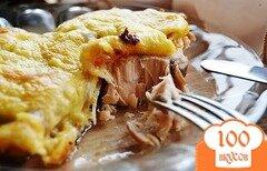 Фото рецепта: «Горбуша под сыром»