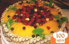 Фото рецепта: «Торт юбилейный»