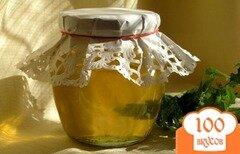 Фото рецепта: «Сироп из мелиссы с лимоном»