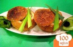 Фото рецепта: «Жюльен в булочках»