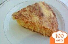 Фото рецепта: «Лимонный пирог с крошкой»