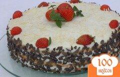Фото рецепта: «Торт «Нежность»»