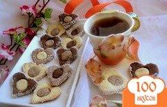 Фото рецепта: «Печенье «Сердечки»»