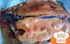 Фото рецепта: «Запеченный карп с корочкой»
