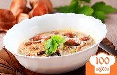 Фото рецепта: «Суп из рыжиков»