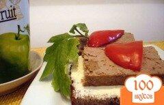 Фото рецепта: «Паштет печёночный запеченный»