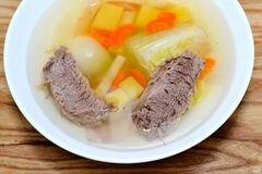 Фото рецепта: «Отварная говядина»