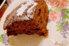 Фото рецепта: «Торт из заварного крема»