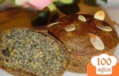 Фото рецепта: «Маковые постные маффины»