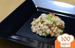 Фото рецепта: «Жареный рис по-тайски»