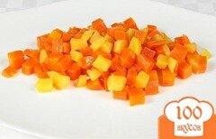 Фото рецепта: «Морковь тушеная с яблоками»