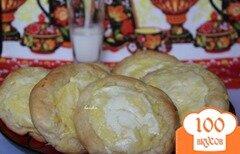 Фото рецепта: «Уральские шаньги с картофелем»