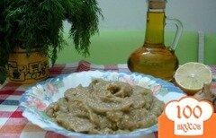 Фото рецепта: «Баклажановая икра с дымком»