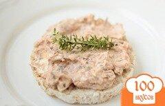 Фото рецепта: «Бутерброды с сардиной»