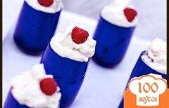 Фото рецепта: «Итонский десерт с малиной»