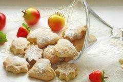 Фото рецепта: «Печенье с лимоном»