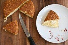 Фото рецепта: «Традиционный кукурузный хлеб»