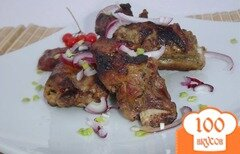 Фото рецепта: «Свиные ребрышки на углях»