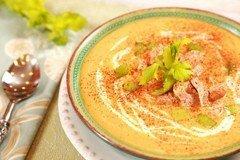 Фото рецепта: «Куриный суп Буффало»