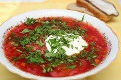 Фото рецепта: «Борщ украинский»
