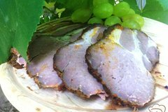 Фото рецепта: «Буженина томатном маринаде»