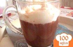 Фото рецепта: «Кофе гляссе»