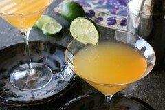 Фото рецепта: «Лаймовый коктейль с маракуйей»