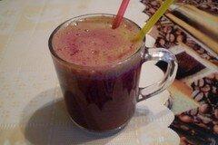 Фото рецепта: «Сок виноградно-яблочный»