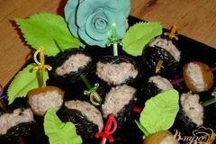 Фото рецепта: «Чернослив фаршированный»