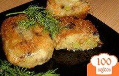 Фото рецепта: «Вегетарианский бифштекс»