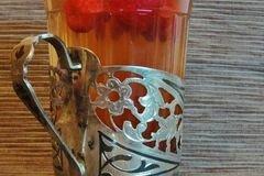Фото рецепта: «Чай с малиной и мелиссой»