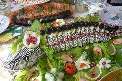 Фото рецепта: «Запеченный судак»
