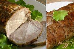 Фото рецепта: «Cочная свинина с тимьяном в белом вине»