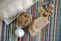 Фото рецепта: «Чесночно-ореховое масло»