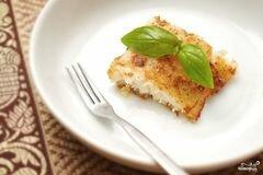 Фото рецепта: «Филе трески на сковороде»