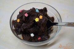 Фото рецепта: «Мороженое с какао»