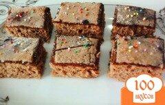 Фото рецепта: «Шоколадное кухэ»
