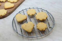 Фото рецепта: «Рассыпчатое ванильное печенье»