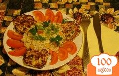 Фото рецепта: «Котлеты по-албански»
