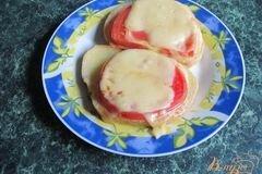 Фото рецепта: «Бутерброды в микроволновке»