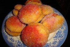 Фото рецепта: «Пирожные Персики»