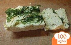 Фото рецепта: «Чесночное масло с зеленью домашнее»