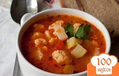Фото рецепта: «Быстрый овощной суп»