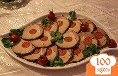 """Фото рецепта: «Буженина """"Праздничная""""»"""