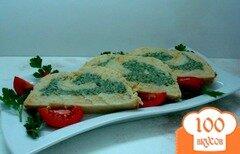 Фото рецепта: «Овощной рулет»